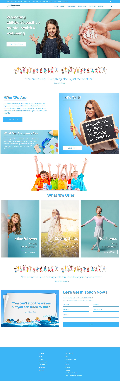Mindfulness Time Graphic Design DigitalLab