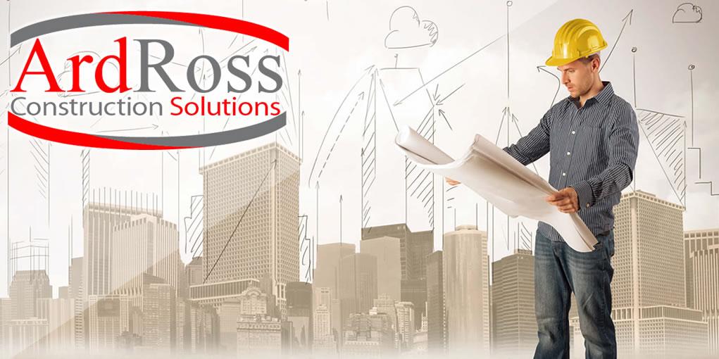 Ardross Construction Solutions by DigitalLab Web Design Agency Dublin