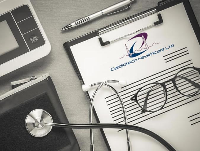 Cardiotech Healthcare by DigitalLab Web Design Agency Dublin