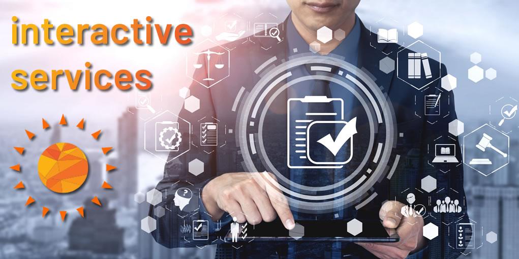 Interactive Services by DigitalLab Web Design Agency Dublin